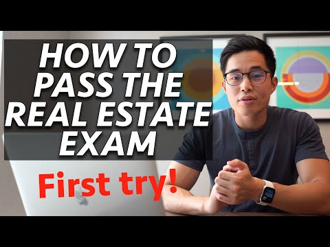 How to Pass The Real Estate Exam in 2021 (Guaranteed) - YouTube