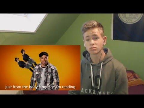 Nice Peter vs EpicLLOYD : Epic Rap Battles of History REACTION