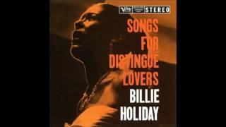 Billie Holiday   A Foggy Day