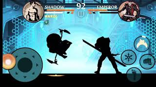 [Shadow Fight-2]-Gameplay-(The Most Raged Attack)-(HD)