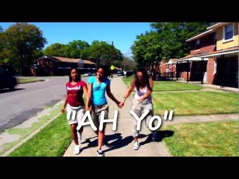 "Mona J ""AYO"" (Official Video)╭∩╮ ︶︿︶╭∩╮follow me @monaj804"