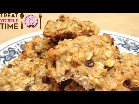 RECIPE: Protein Chocolate Chip Cookies