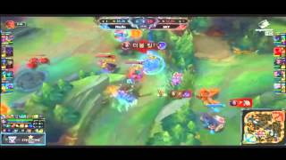 [League Library] Ultimate Faker Montage  The Midlane God