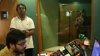 Onnavitta Yaarum Yenakilla Song Making clip 2 with Shreya Ghoshal & D. Imman