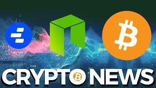 Bitcoin Breaks $4000, NEO DevCon Updates - Crypto News