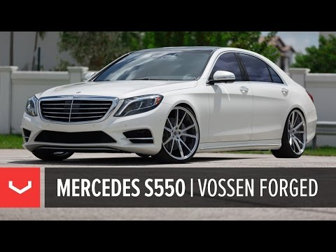 "Mercedes-Benz S550 (W222) | ""Classic Combo"" 
