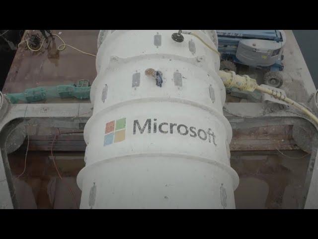 Эксперимент Microsoft по созданию подводных дата-центров оказался невероятно успешным