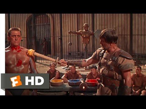 Spartacus (3/10) Movie CLIP - Gladiator Training (1960) HD