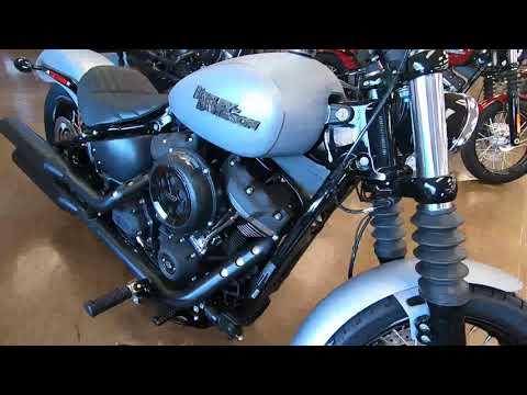 2020 Harley-Davidson Softail Street Bob FXBB