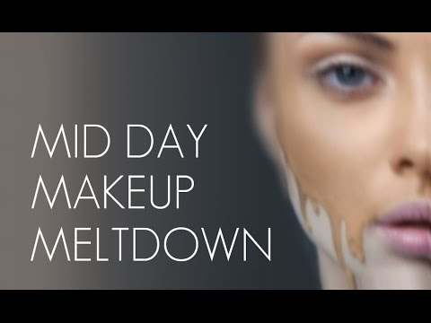 HOW TO AVOID MID-DAY CAKE FACE! | WAYNE GOSS