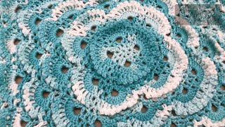Crochet Heirloom Baby Afghan