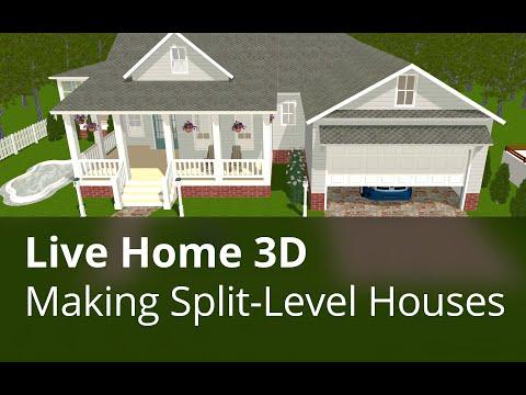 mp4 Home Design 3d Split Level, download Home Design 3d Split Level video klip Home Design 3d Split Level