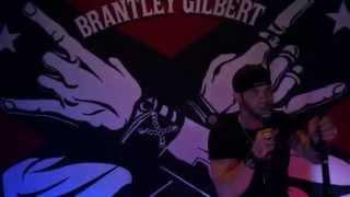 Brantley Gilbert Let It Ride Tour 2014