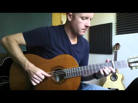 Muse: How to Play -- Madness (Remix for Classical Guitar)