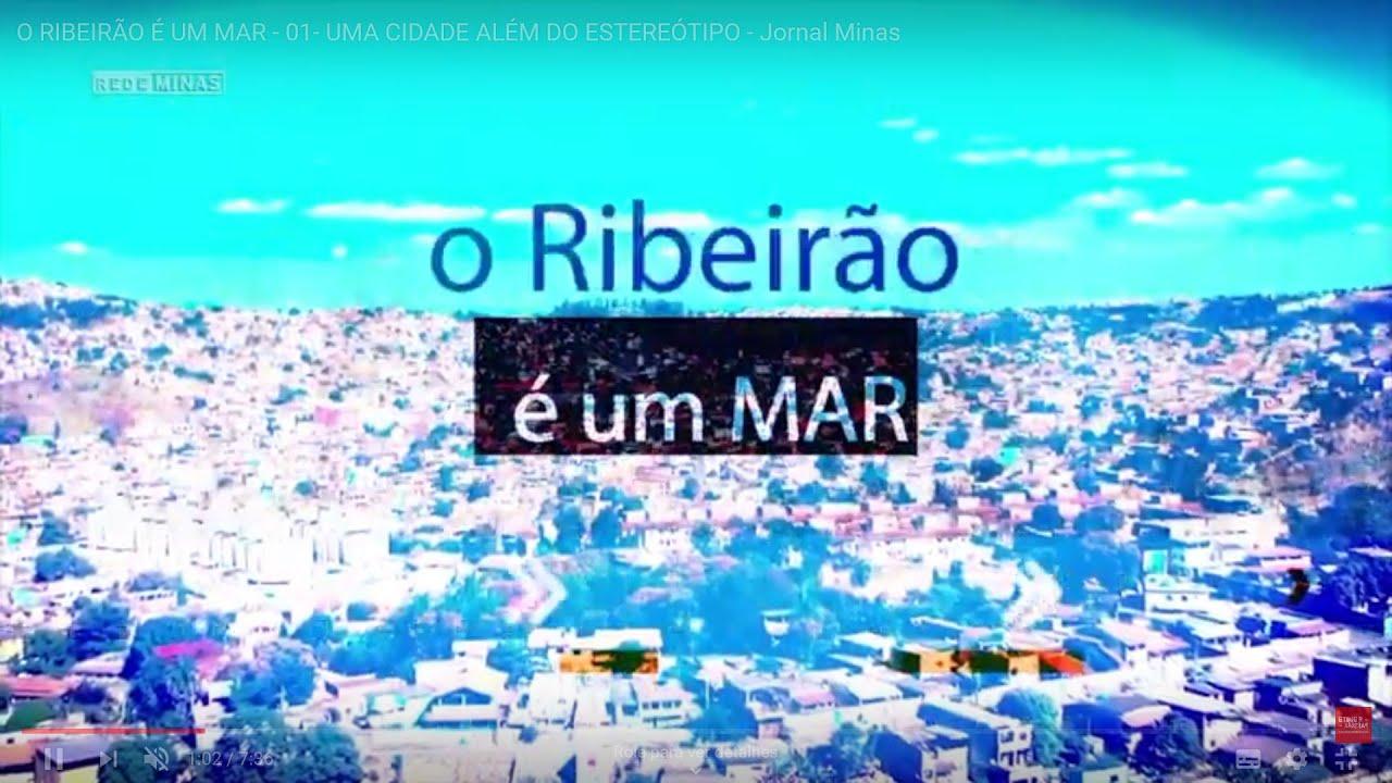 Ribeirão é um Mar EP01