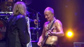 Def Leppard Live 2018 =] Let's Get Rocked [= Houston - Toyota Center - Sep 1