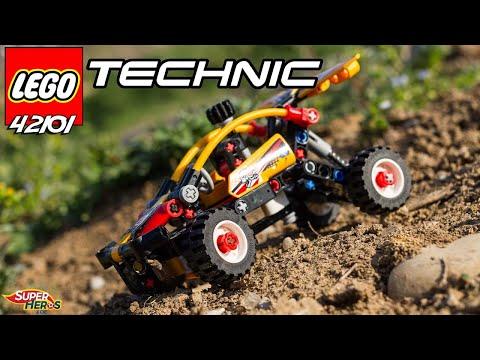 Vidéo LEGO Technic 42101 : Le buggy