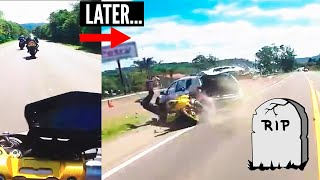 WHEN STREET RACING GOES BAD - Best Onboard Compilation [Sportbikes] - Part 5