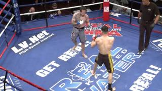 Real MMA 13: Mike Hernandez vs Muhammed Naimov