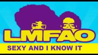LMFAO-SEXY AND I KNOW IT [ AUDIO ]