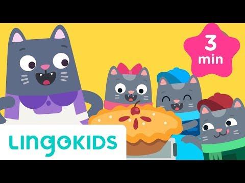 Three Little Kittens - Baby Nursery Rhymes + Kids Songs | Lingokids - School Readiness in English