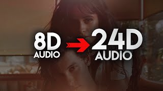 Shawn Mendes, Camila Cabello   Señorita [24D AUDIO | NOT 8D] 🎧
