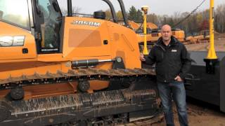 First Look: Case 2050M and 850M crawler dozers