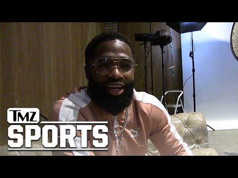 Adrien Broner Wants Nate Diaz on Floyd, Conor Undercard | TMZ Sports