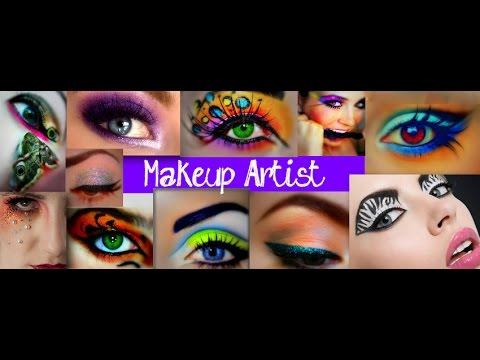 Basic Make-up Course - YouTube