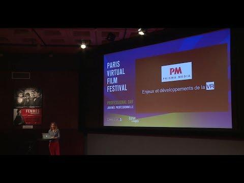 Marina Borriello - Prisma Media's strategy for Virtual Reality
