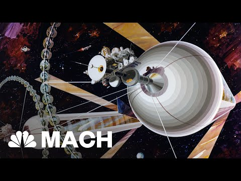 Why Our Plans To Colonize The Universe Haven't Come To Fruition Just Yet | Mach | NBC News