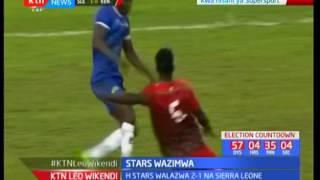 Harambee Stars waanza kampeni za kutafuta nafasi kwenye dimba la AFCON 2019