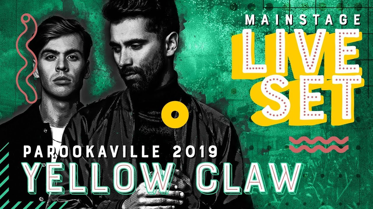 Yellow Claw - Live @ Parookaville 2019 Mainstage
