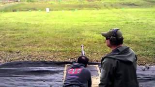 Shooting the Barrett 50.cal