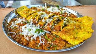 Mouthwatering Egg Recipes | Egg Paplet Making | Egg Street Food | Street Food India