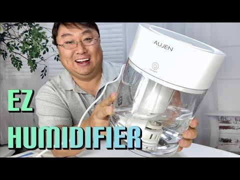 Simple Cheap 3L Bedroom Humidifier Review