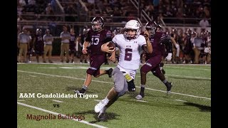 A&M Consolidated vs Magnolia