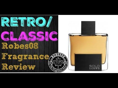 Solo Loewe by Loewe Fragrance Review (2004)   Retro Series