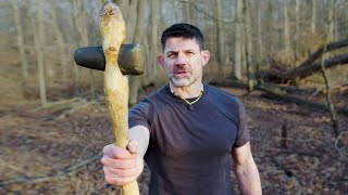 How to Make Stone Tools in a Survival Situation | Basic Instincts | WIRED