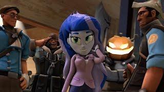 SFM Ponies - BLU's Nightmare Night