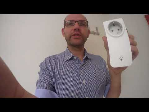 Erfahrungsbericht: Innogy SmartHome im Familien-Test / Teil 4 / Türsensor Alarmanlage
