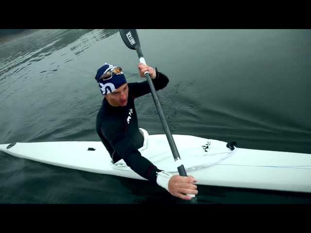 Flatwater canoe kayak training camp