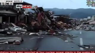 Serem Detik Detik Tsunami Dahsyat Terekam Kamera