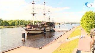 Новгородцы вновь недовольны фрегатом «Флагман»