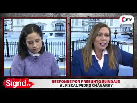 Dra. María Elena Portocarrero Zamora Decana del CAL entrevista en Sigrip.pe