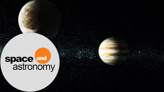 Jupiter – The Biggest Planet and its Four Moons