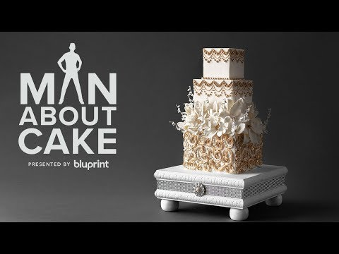 JJR Recreates His Extravagant Shahs of Sunset Wedding Cake | Man About Cake
