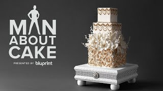JJR Recreates His Extravagant Shahs Of Sunset Wedding Cake   Man About Cake