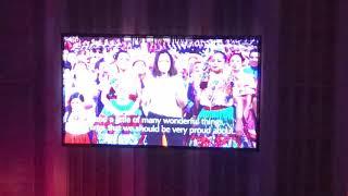 Luz de las naciones 2018 - natalia lafourcade