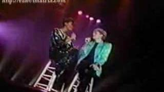 Anne Murray & Dionne Warwick - You Wont See Me (1986) MTV